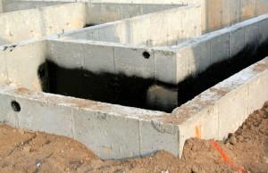 Типы конструкций фундамента