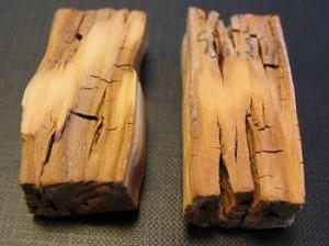 Gnienie drevesiny`