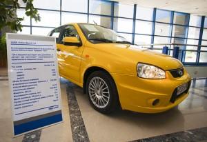 Samy`e populiarny`e avtomobili v rossii`skom prokate